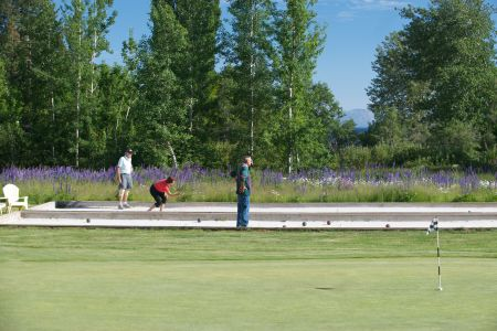 Historic Old Brockway Golf Course, Play Bocce Ball