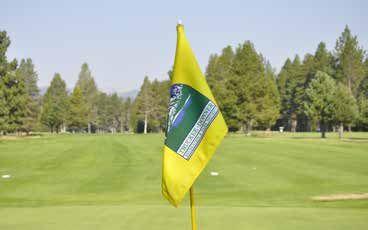 Ponderosa Golf Course, Men's Club