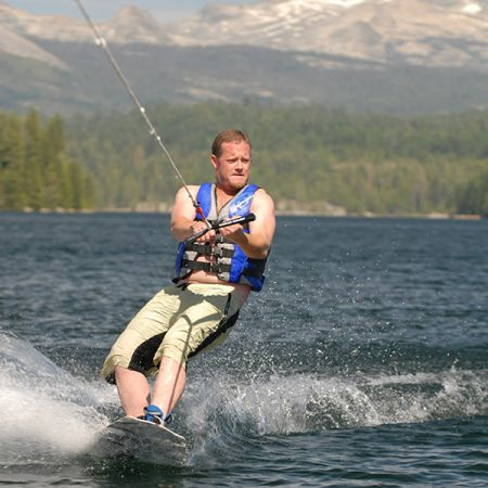 Obexer's Water Sports, Watersport Lessons