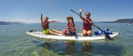 Incline Village Recreation & Tennis Center, Summer Paddle Sport Camp