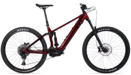 Flume Trail Mountain Bikes, Pedal Assist Full Suspension Bike Rental