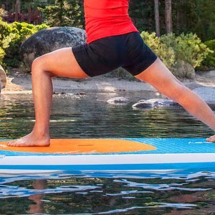 Tahoe City Kayak and Paddleboard, Paddleboard Yoga