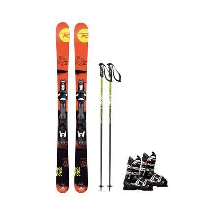 Tahoe Sports Hub, Kids Demo Ski Rental Package