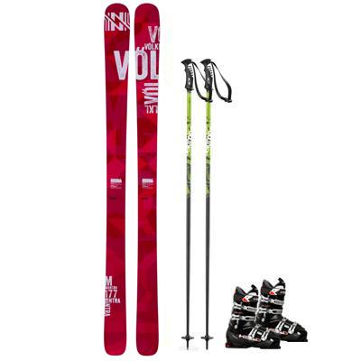 Tahoe Sports Hub, Demo Ski Rental Package