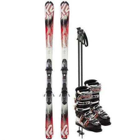 Tahoe Ski Company, Basic Ski Rental Package