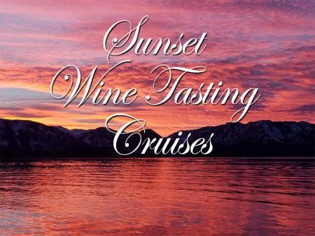 Tahoe Cruises Safari Rose, Wine Tasting Sunset Cruise (Seasonal)