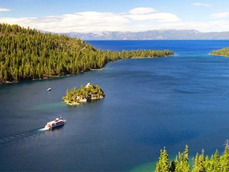 Zephyr Cove Resort, MS Dixie II Emerald Bay Sightseeing Cruise