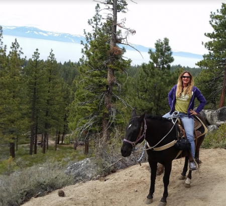 Zephyr Cove Stables, Lunch & Horseback Trail Rides