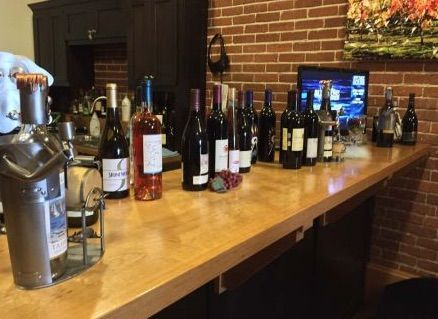 Bluestone Jewelry & Wine, Wine Tasting