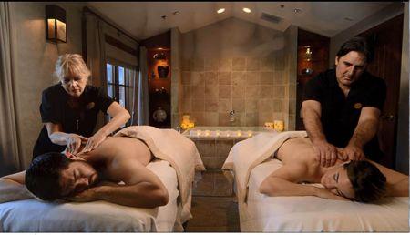 Stillwater Spa & Salon, Couples Stillwater Romance