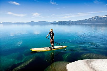 Tahoe City Kayak and Paddleboard, Standup Paddleboard Tour