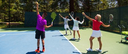 Incline Village Recreation & Tennis Center, Tennis - Beginners Adult Clinics
