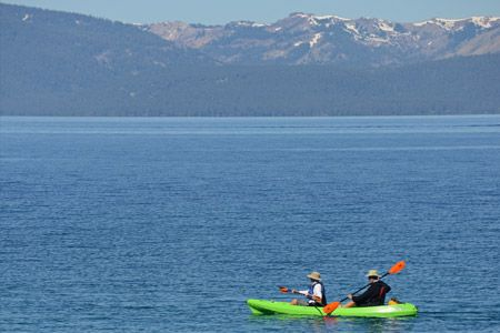 Willard's Sport Shop Tahoe City & Lakeshore Sports Kings Beach, Kayak Rentals