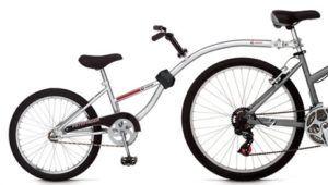 Tahoe Bike Company, Co-Pilot Bike Trailer Rentals