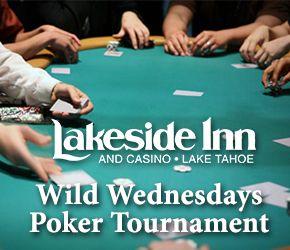 Lakeside Inn and Casino, Wild Wednesdays Poker