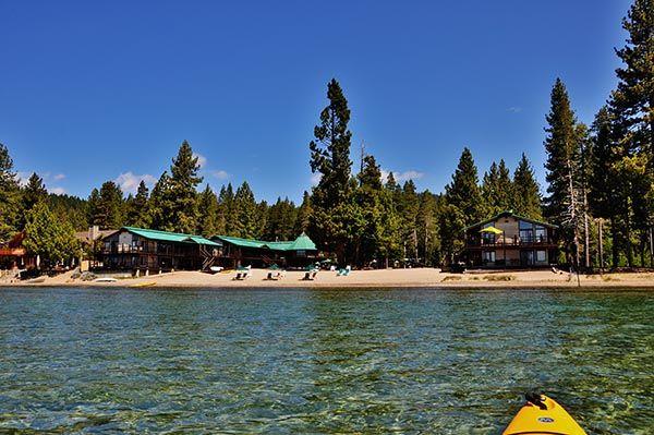 Lakefront Paradise | Mourelatos Lakeshore Resort | Lake Tahoe