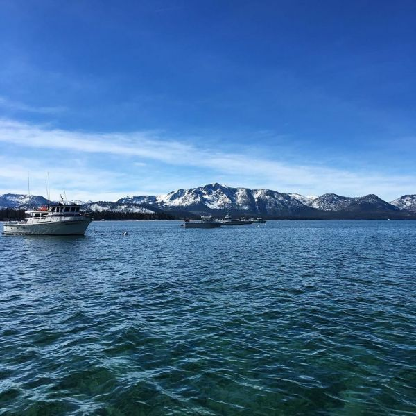 Fishing report october 25 2016 lake tahoe for Tahoe sport fishing