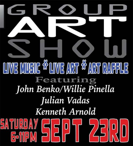 Group art show benko art gallery lake tahoe events for Ktp fishing report