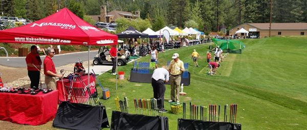 Free Golf Multi-Vendor Demo Day | The Golf Courses at Incline